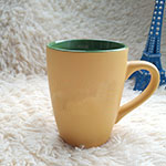 Double Colored Matt Ceramic Mugs