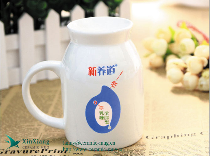 Making and Grading of Ceramic Mugs - Xin Xiang Custom Ceramic Mug
