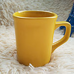 Solid Color Stoneware Mugs